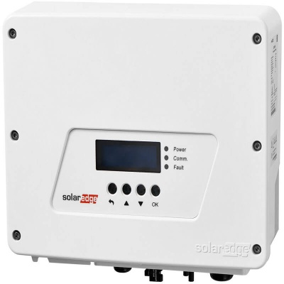 Solaredge 3680w 1ph Inverter Hd Wave Triplesolar Co Uk