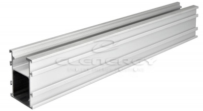 Clenergy SolarRoof Pro rail 4200 silver
