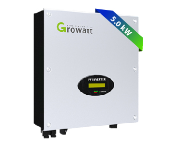 Growatt 5000 5.0Kw MTLS inverter Dual MPPT