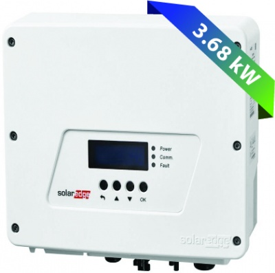 SolarEdge 3680W 1ph Inverter HD-Wave