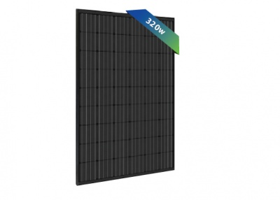 Perlight 320w Mono panel - 60 Cells