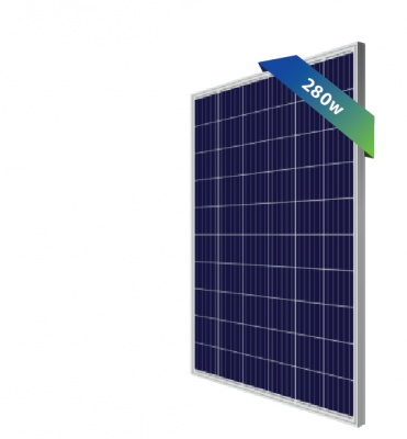 Ulica 280w Poly 60 Cell Panel
