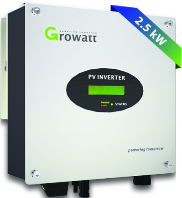 Growatt 2500s Mini 2.5Kw solar inverter