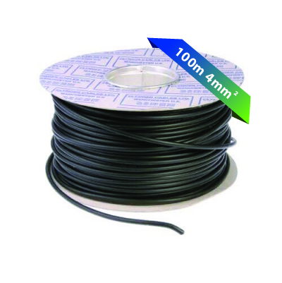 100m Cable 4mm²