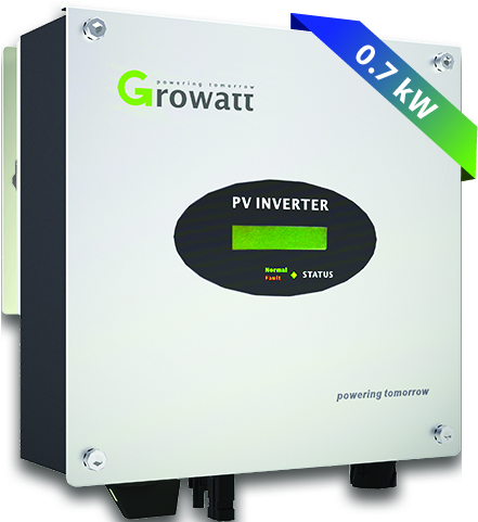 Growatt 750S 0.7kw solar inverter