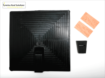 Genius Roof SolarFlash™ Slate New Build Kit
